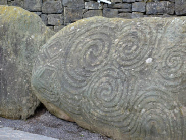 Newgrange special places for women