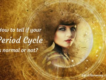 how to tell if your menstrual cycle is normal or not
