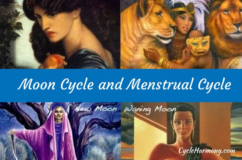 the-moon-cycle-and-the-menstrual-cycle